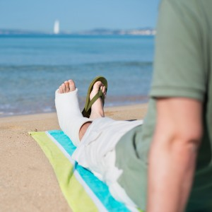 Holiday injury claim