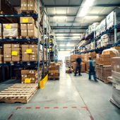 Warehouse Injuries: Shelving And Racking Accident Claims